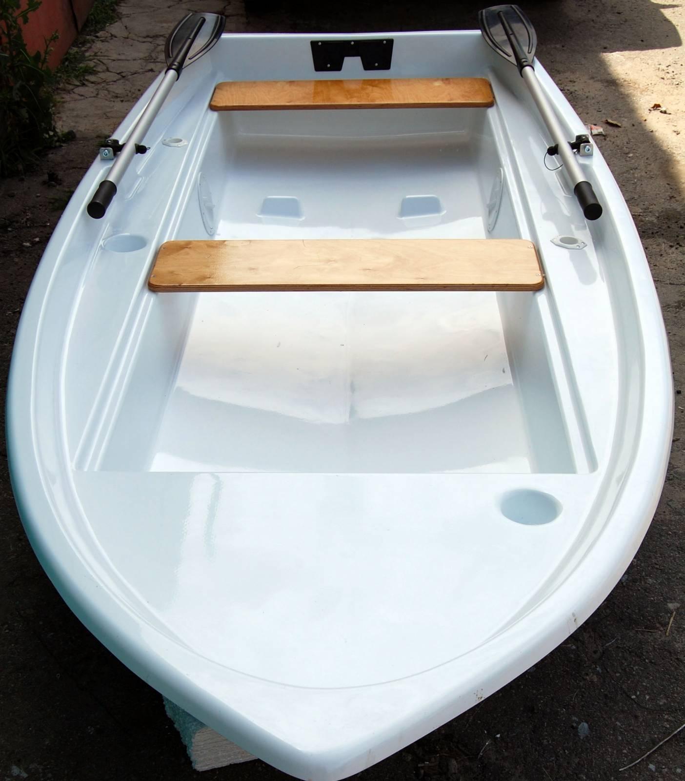 маленькая лодка под мотор своими руками